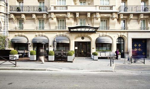 蒙塔勒贝特酒店 - 巴黎 - 建筑