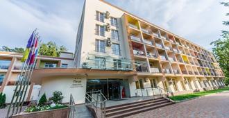 普希亚会议酒店 - 基辅 - 建筑