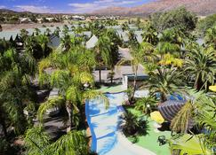 艾丽斯泉沙漠棕榈酒店 - 爱丽丝泉 - 建筑