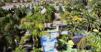 沙漠棕榈艾丽斯斯普林斯汽车旅馆 - 爱丽丝泉