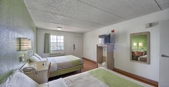 圣安东尼奥西北6号汽车旅馆 - 医疗中心 - 圣安东尼奥 - 睡房