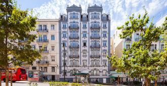 阿斯托利亚展览会酒店 - 里斯本 - 建筑