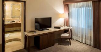 金塔皇家普埃布拉酒店 - 普埃布拉 - 客房设施