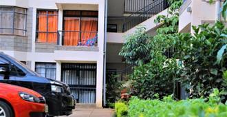 格兰德家庭旅馆 - 内罗毕 - 户外景观