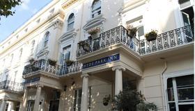 海德公园斯玛特旅馆 - 伦敦 - 建筑