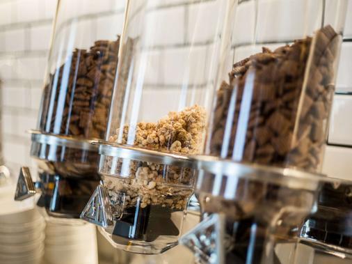 长沙国际会展中心宜必思尚品酒店 - 长沙 - 自助餐