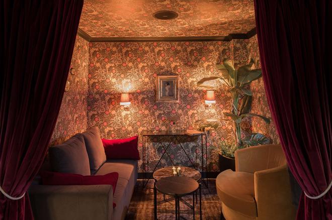 拉瓦雷酒店 - 巴黎 - 大厅