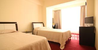 丽娜酒店 - 布加勒斯特 - 睡房