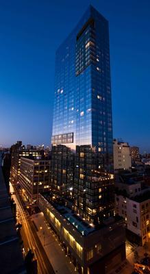 特朗普休南酒店 - 纽约 - 建筑