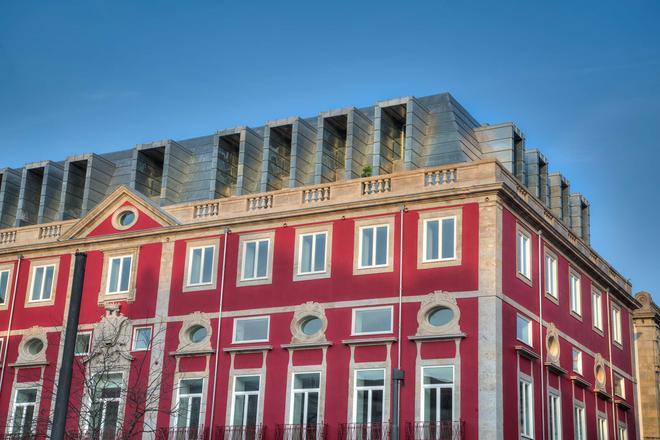 波尔图巴塔利亚nh典藏酒店 - 波尔图 - 建筑