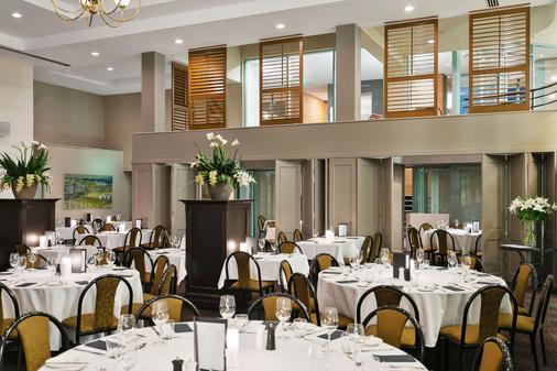 格拉塔克威品质酒店 - Wangaratta - 宴会厅