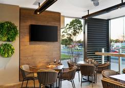 格拉塔克威品质酒店 - Wangaratta - 餐馆