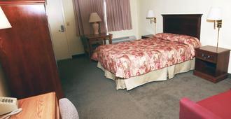 奥马哈市中心旅馆 - 奥马哈 - 睡房
