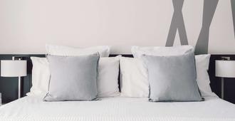 墨尔本西码头套房酒店 - 墨尔本 - 睡房
