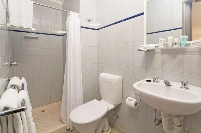 购物商场堤道旅馆 - 墨尔本 - 浴室