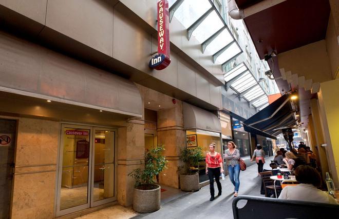 购物商场堤道旅馆 - 墨尔本 - 建筑
