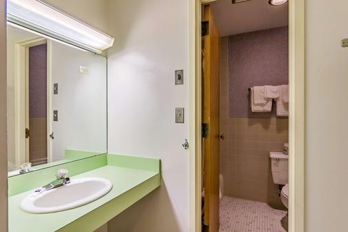 迈阿密东北部大急流6号汽车旅馆 - 大急流城 - 浴室