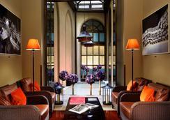 拉欧洛吉欧酒店 - 佛罗伦萨 - 休息厅