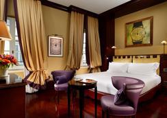 拉欧洛吉欧酒店 - 佛罗伦萨 - 睡房