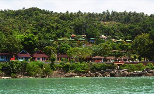 皮皮岛景观酒店 - 皮皮岛 - 户外景观