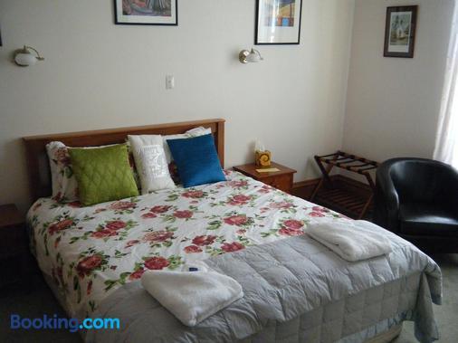 科林伍德庄园酒店 - 纳尔逊 - 睡房