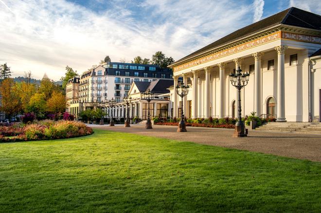 梅斯默之家酒店 - 巴登-巴登 - 建筑