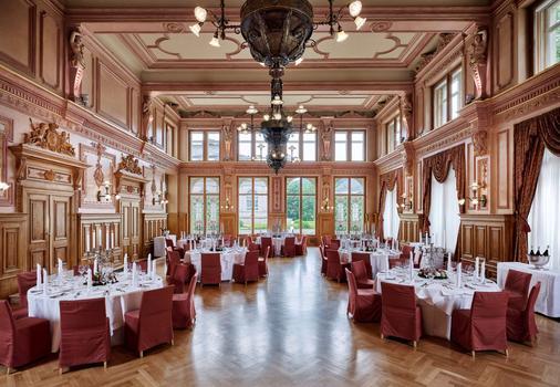 Dorint Maison Messmer Baden-Baden - 巴登-巴登 - 宴会厅