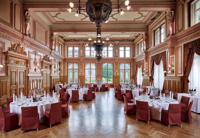 梅斯默之家酒店 - 巴登-巴登 - 宴会厅