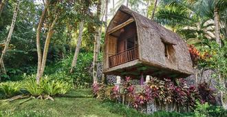 巴厘岛乌布四季度假村 - 乌布 - 建筑