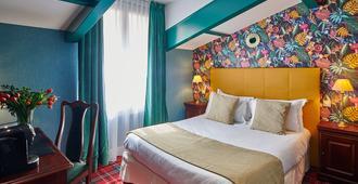 乔治六世酒店 - 比亚里茨 - 睡房