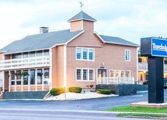 南伯林顿温德姆旅游旅馆 - 南伯灵顿 - 建筑