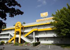 阿莱斯安迪兹至尊酒店 - 阿莱斯 - 建筑