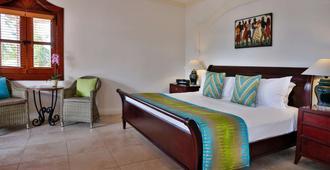 加普迈森度假酒店及Spa - 格罗斯岛 - 睡房
