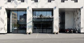 斯堪迪克莱肯达尔酒店 - 特隆赫姆 - 建筑