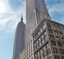 纽约第五大道朗汉广场酒店