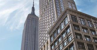 纽约第五大道朗汉广场酒店 - 纽约 - 建筑