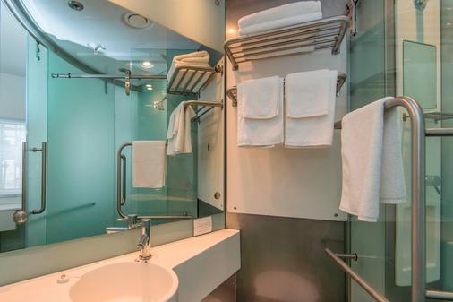布雷克福瑞卡瑟尔酒店 - 基督城 - 浴室
