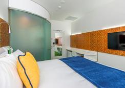 布雷克福瑞卡瑟尔酒店 - 基督城 - 睡房