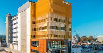 布雷克福瑞卡瑟尔酒店 - 基督城 - 建筑
