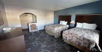 桑兹汽车旅馆 - 圣乔治 - 睡房