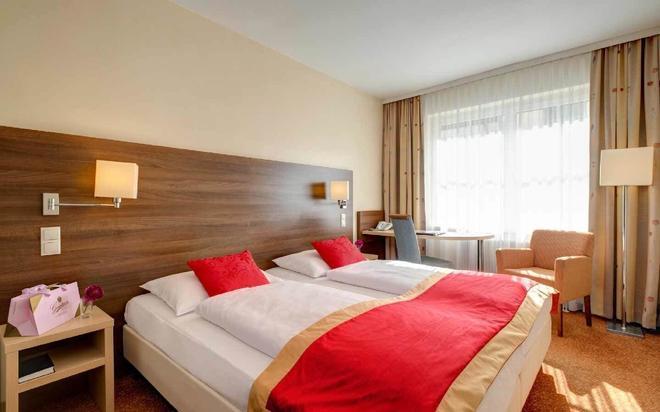 阿尔法酒店 - 维也纳 - 睡房