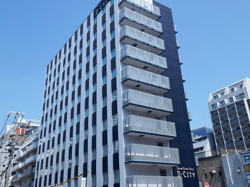 大和皇家酒店d-City大阪新梅田 - 大阪 - 建筑
