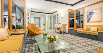 诺克亨堡酒店 - 慕尼黑 - 客厅