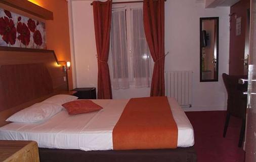 新剧院酒店 - 巴黎 - 睡房