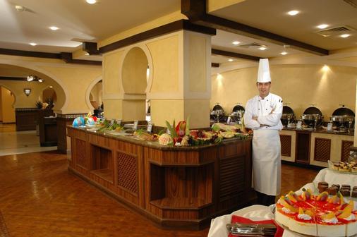 迪拜里维埃拉酒店 - 迪拜 - 自助餐