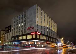 特罗姆瑟斯堪迪豪华酒店 - 特罗姆瑟 - 建筑