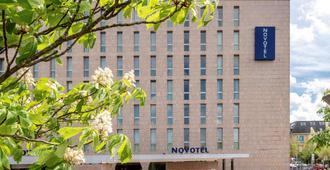 诺富特弗赖堡音乐厅酒店 - 弗莱堡 - 建筑