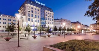 诺富特维尔纽斯中心酒店 - 维尔纽斯 - 建筑