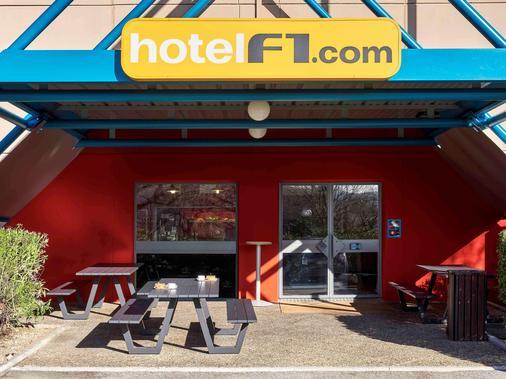 图卢兹机场F1酒店 - 布拉尼亚克 - 建筑