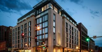 戴里区专家酒店 - 丹佛 - 建筑